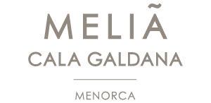 Logo del Hotel Meliá Cala Galdana en Menorca