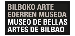 Logo del Museo de bellas artes de Bilbao